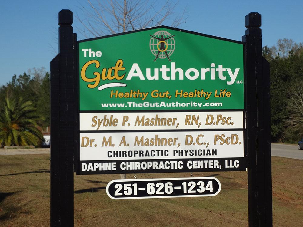 Gut authority